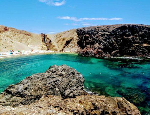 Lanzarote con i bambini: l'oceano e le spiagge