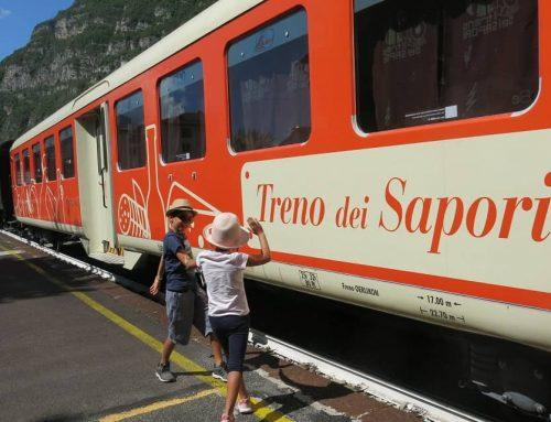 Cosa fare sul lago di Iseo: gita sul Treno dei Sapori