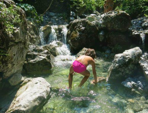 Gita in Lombardia con bambini: il lago e il torrente di Cassiglio