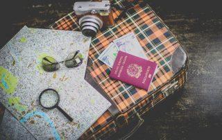 abbigliamento da valigia