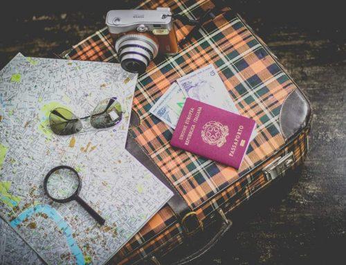 I miei consigli sull'abbigliamento da viaggio