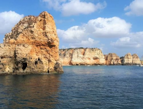 La costa e le grotte di Lagos: mini-crociera in Algarve
