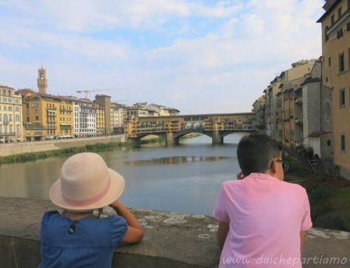 Cosa vedere a Firenze con i bambini in un weekend