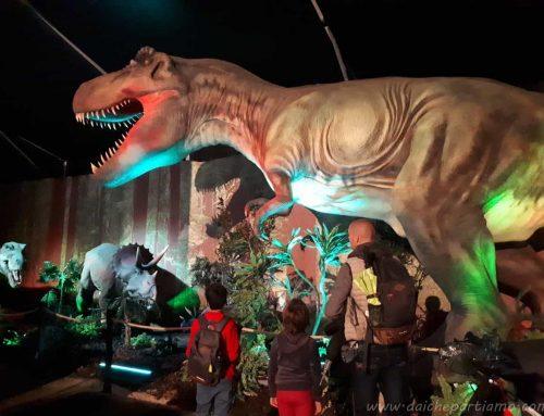 Mostra dei dinosauri alla Fabbrica del Vapore: Dinosaur Invasion a Milano