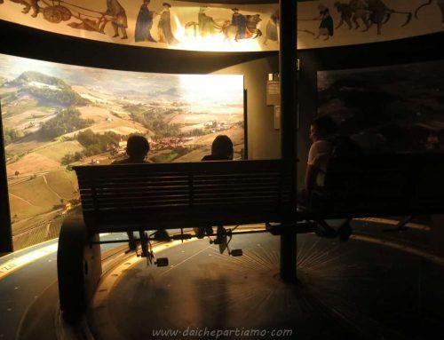 Visita al Museo del Vino a Barolo: WiMu con i bambini