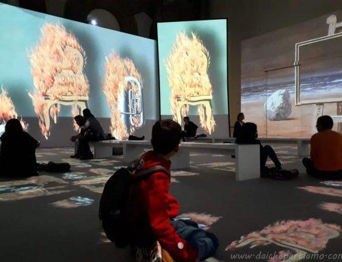 La mostra di Magritte a Milano con i bambini: Inside Magritte