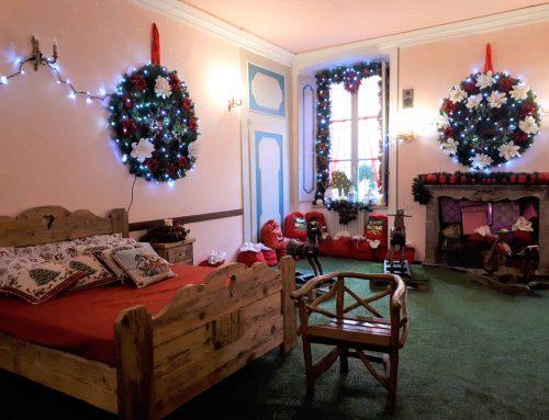 La Casa Bergamasca di Babbo Natale a Gromo