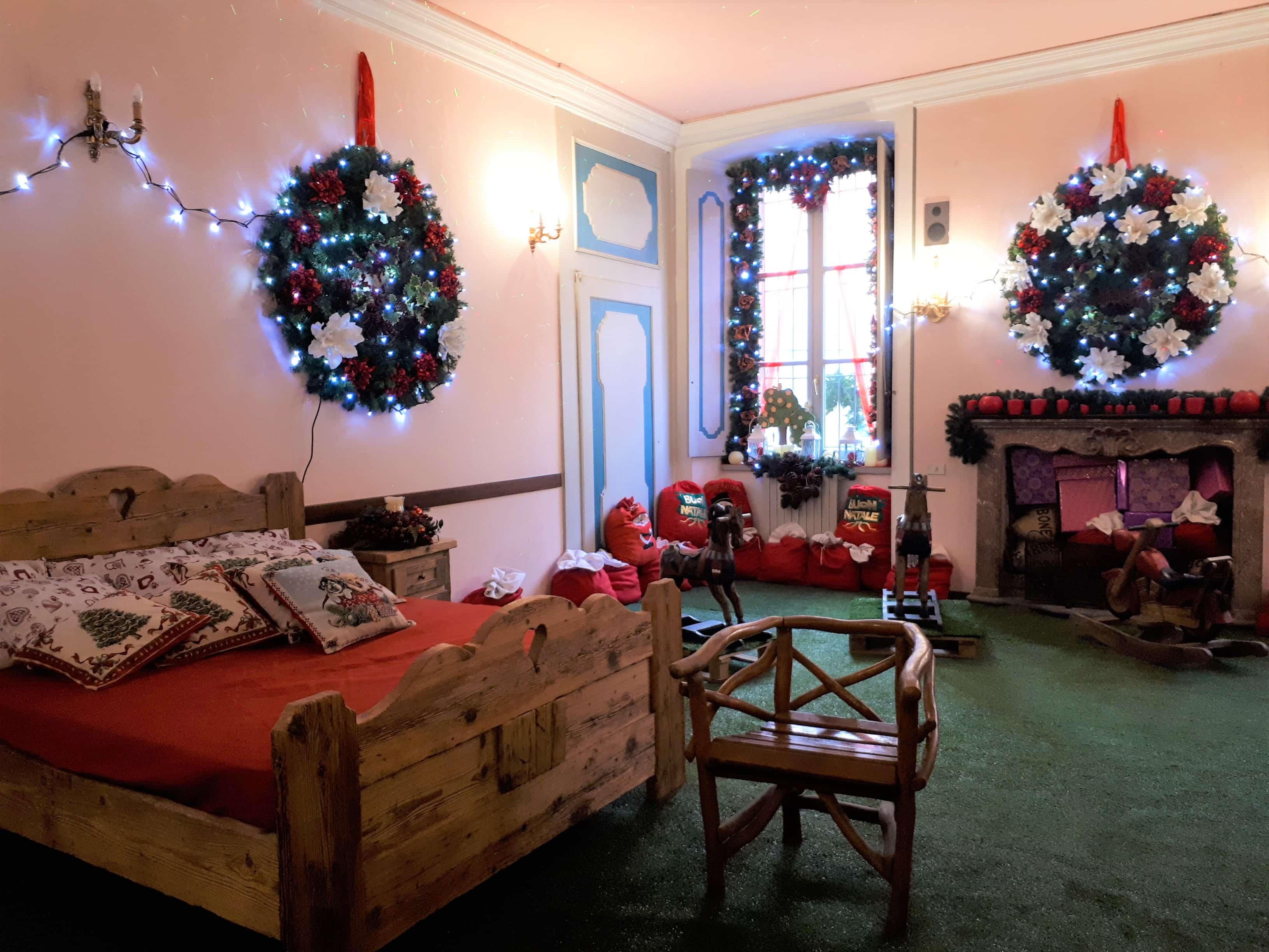 La Casa Bergamasca Di Babbo Natale.La Casa Bergamasca Di Babbo Natale A Gromo Dai Che Partiamo Travel Blog