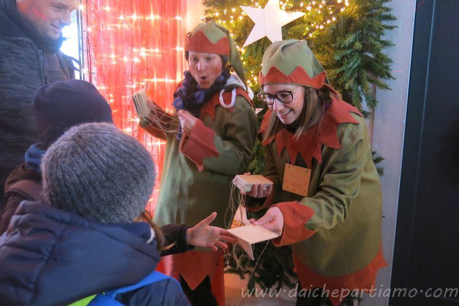 Casa Bergamasca di Babbo Natale a Gromo