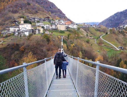 Il Ponte Tibetano in Valtellina: un Ponte nel Cielo