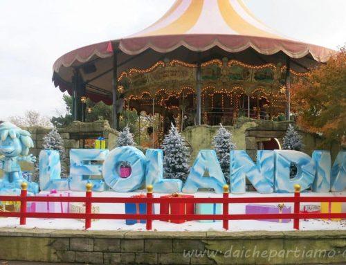 Le attrazioni di Leolandia a Natale