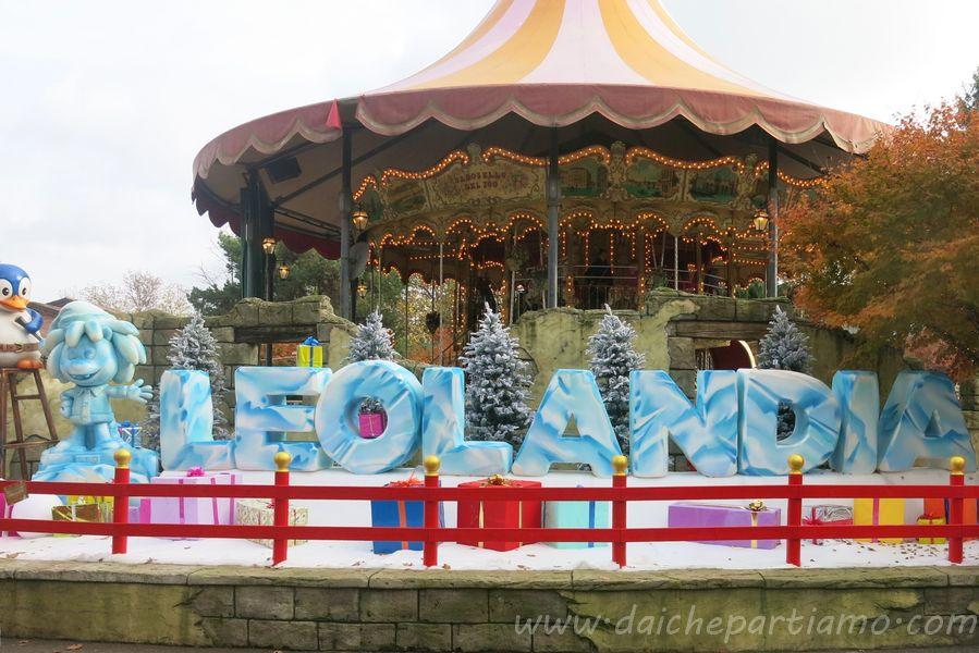 Leolandia a Natale
