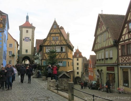 Cosa vedere a Rothenburg ob der Tauber con bambini