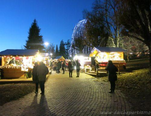 Mercatini di Natale a Levico Terme: il mercatino Asburgico