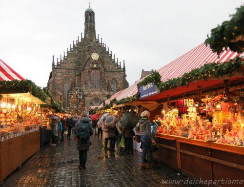Itinerario tra i mercatini di Natale della Baviera