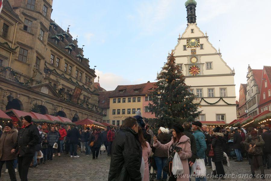 mercatini di Natale della Baviera