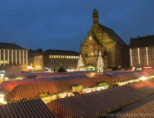 I Mercatini di Natale a Norimberga con bambini