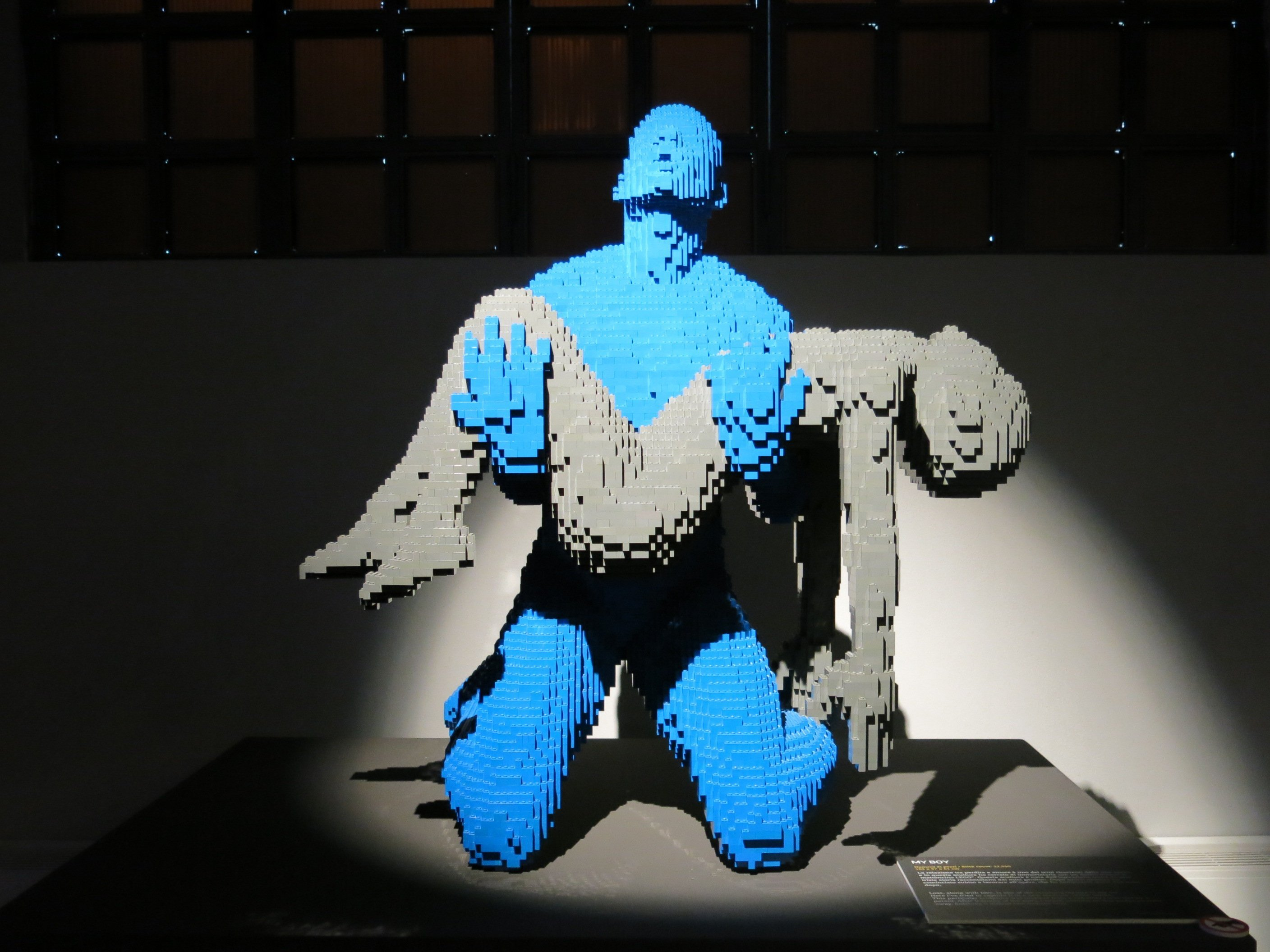the art of the brick a milano