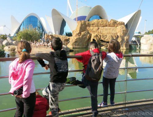 Cosa vedere alla Ciutat de les Arts i les Ciències di Valencia