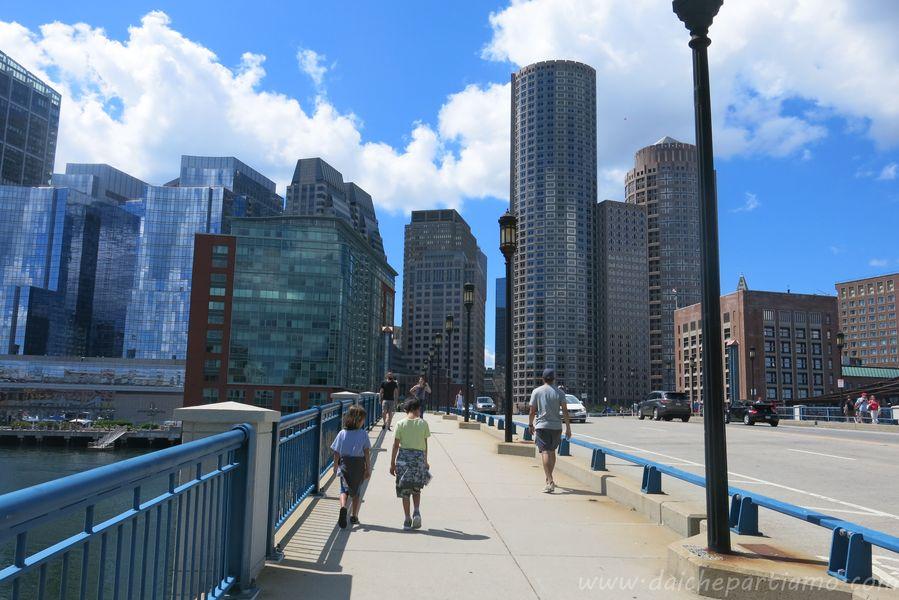 Itinerario on the road da New York a Boston