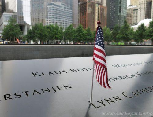 Visita al Memoriale e Museo dell'11 Settembre con bambini