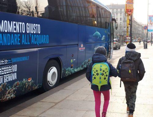 Acquario di Genova: novità 2019 e navetta gratuita da Milano e Torino