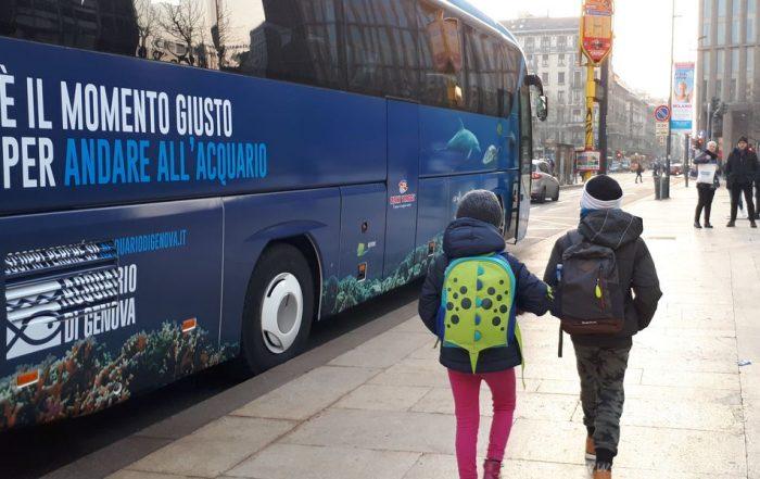 Acquario di Genova novità 2019