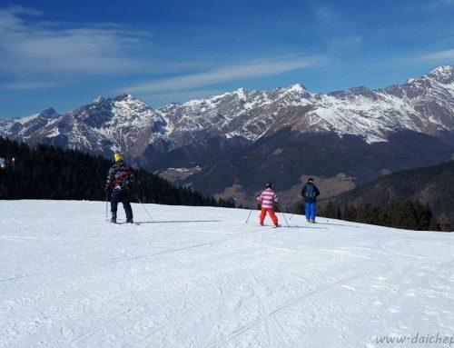 Dove sciare vicino a Bergamo con bambini: week end a Spiazzi di Gromo