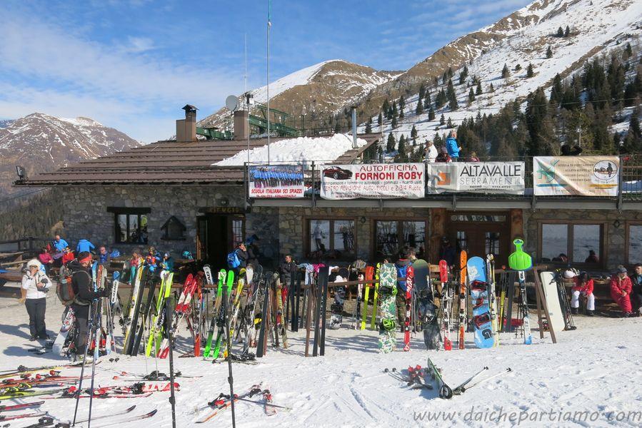 Dove sciare vicino a Bergamo con bambini