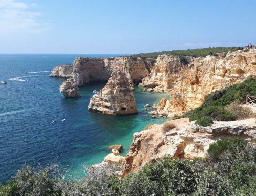 Le spiagge più belle dell'Algarve Ovest con bambini
