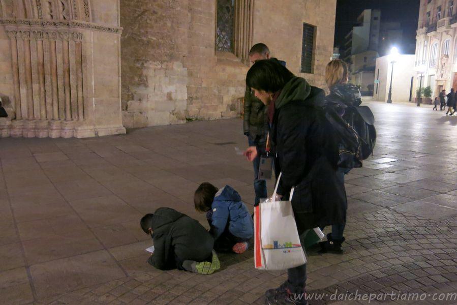 Visita guidata per bambini a Valencia