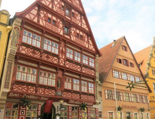 Cosa vedere a Dinkelsbühl in Baviera