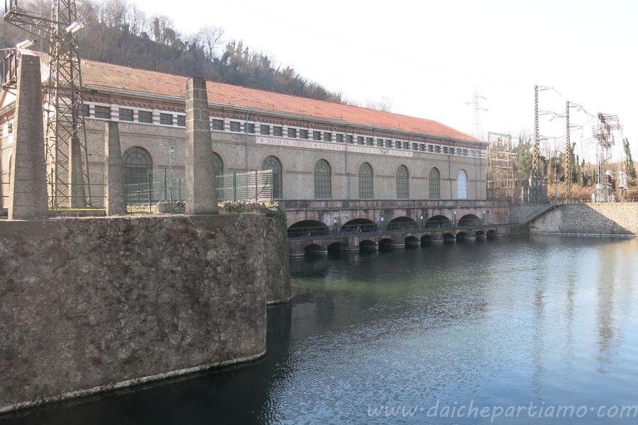 Lungo l'Adda da Porto a Paderno d'Adda
