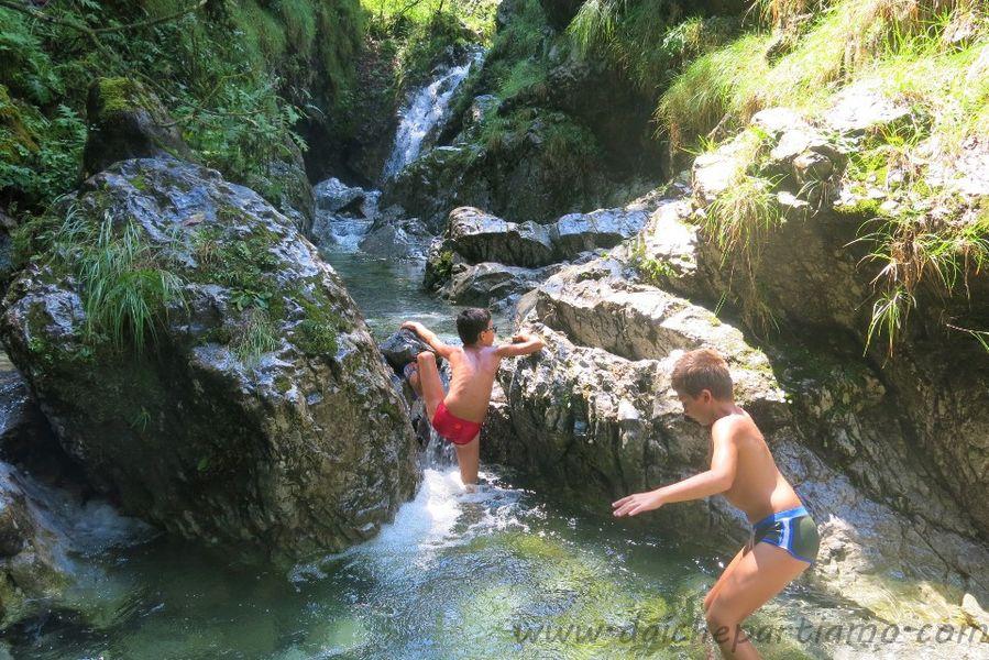 dove fare il bagno in Lombardia