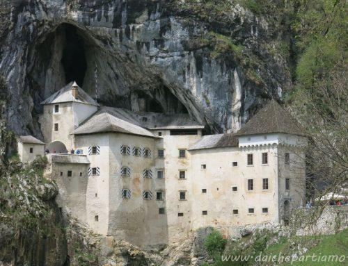 Il castello di Predjama: visita all'affascinante castello costruito in una grotta
