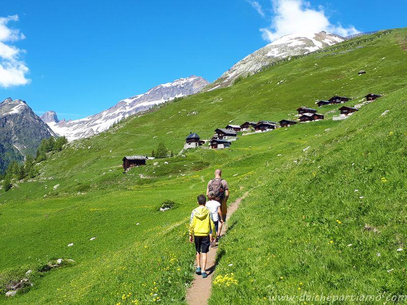 weekend in svizzera con bambini