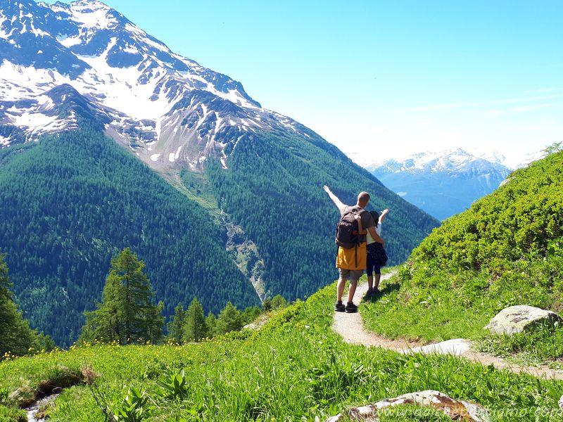 Weekend in Svizzera con bambini: la Lötschental | Dai che partiamo | Travel blog