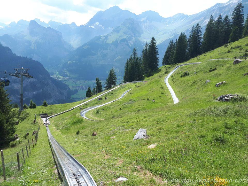 Itinerario con il Trenino Verde delle Alpi