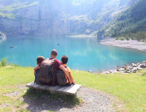 Itinerario con il Trenino Verde delle Alpi in Svizzera