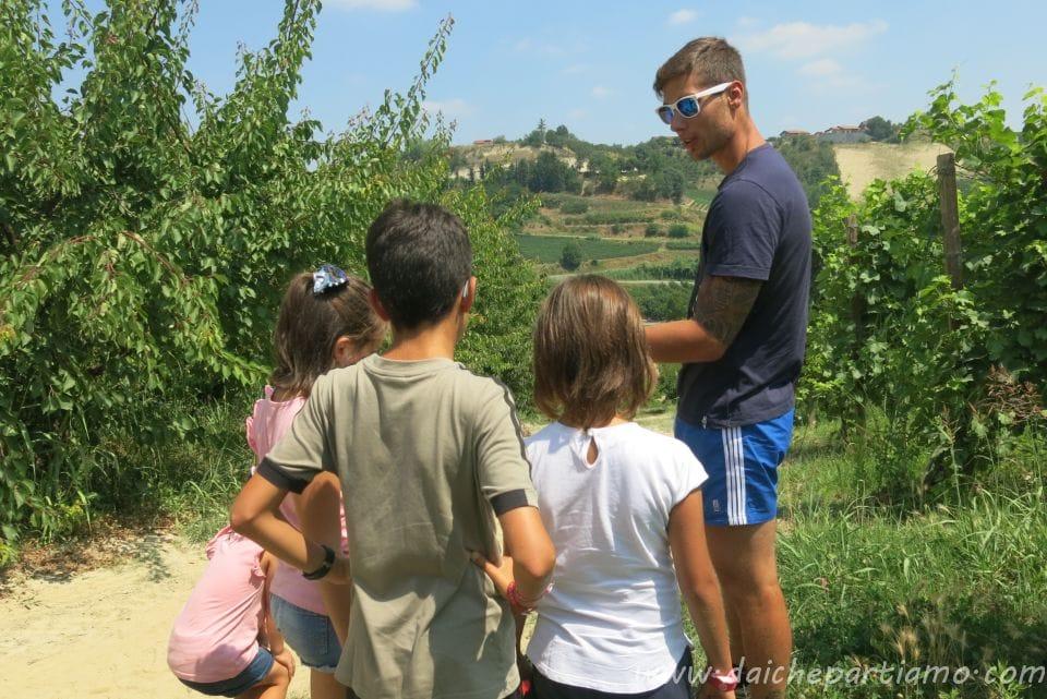 Langhe Roero Monferrato con bambini