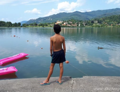 Lago balneabile vicino a Milano: il lago di Montorfano