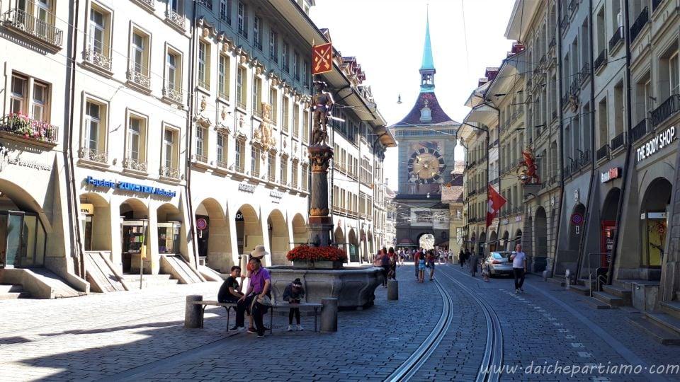 cosa vedere a Berna in un giorno
