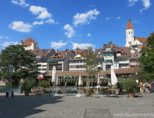 Gita col Trenino Verde delle Alpi a Berna e Thun