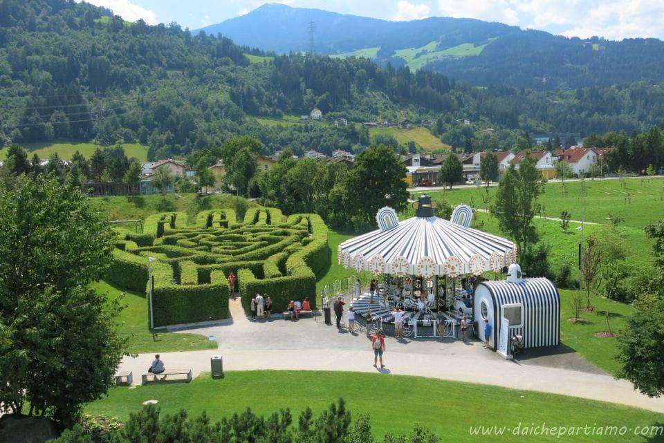 Weekend nel Tirolo austriaco