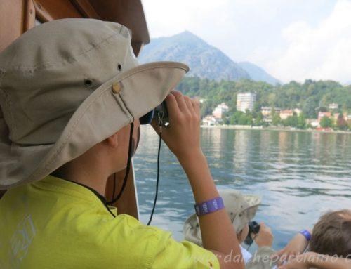 Alla ricerca dei draghi del lago d'Orta: il Lago dei Draghi