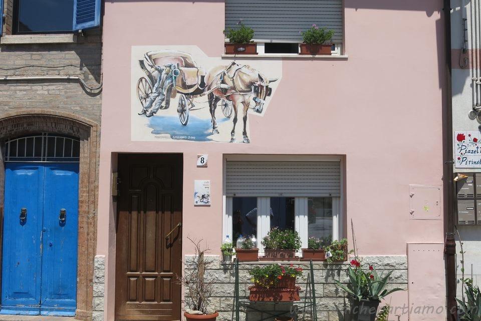 Rimini della street art e del design