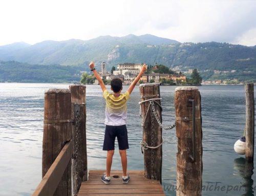 Cosa vedere al lago d'Orta in un weekend