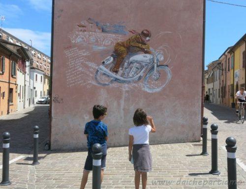 Viaggio nella Rimini della street art e del design