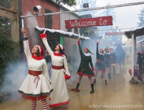 Aquaneva a Natale: è Crazy Christmas!