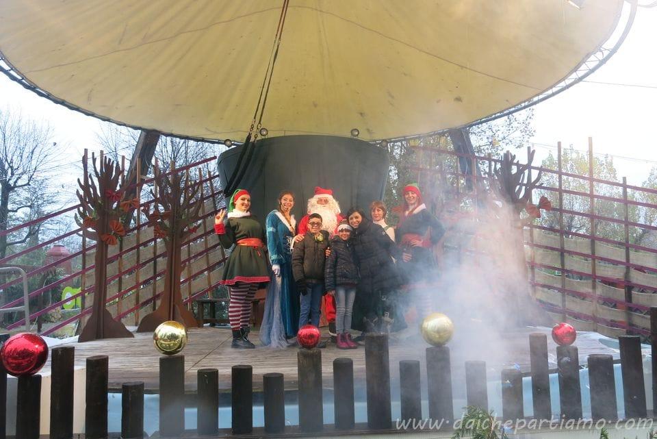 Aquaneva a Natale